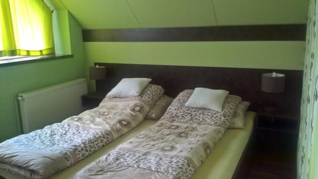 Emeleti apartman - hálószoba