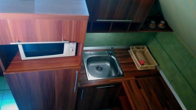 Emeleti apartman - konyha