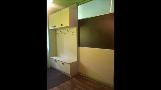 Emeleti apartman - előszoba