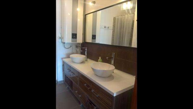 Földszinti apartman fürdő