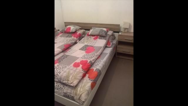 Földszinti apartman - hálószoba